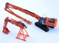 Hitachi Zaxis 350-3 Excavator with Demolition Arm / Tools (2019)
